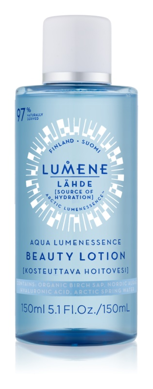 Lumene Lähde [Source of Hydratation] vlažilni tonik za obraz